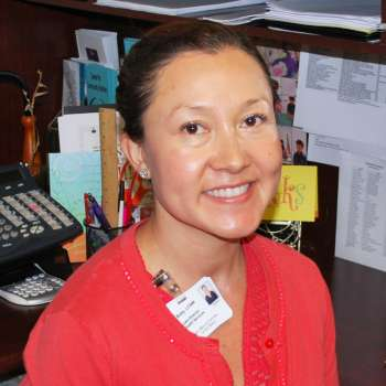 Myra Buby, Director of Mental Health Services