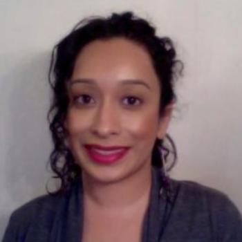 Clinic Director Daniela Alvarado