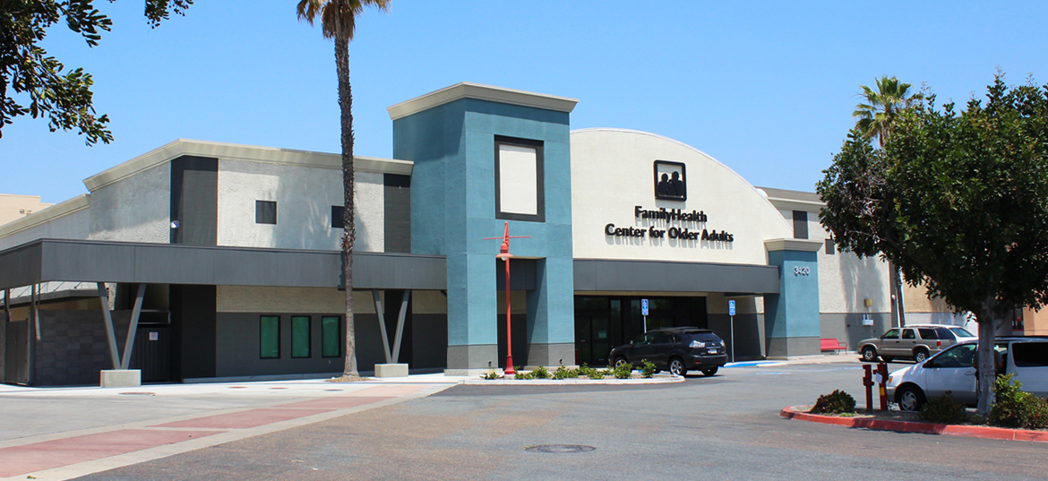 primary care doctors san diego FamilyHealth-Center for Older Adults