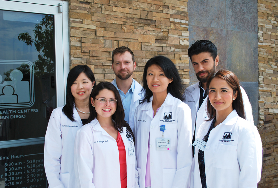 Family Health Centers of San Diego Family Medicine Residency Training Program